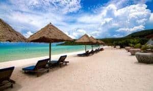 Sok San Beach Resort on Koh Rong Island in Cambodia