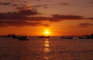 Sunset-in-Sihanoukville-Queenco-Hotel