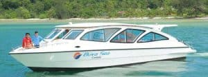 Buva Sea Ferry to Koh Rong